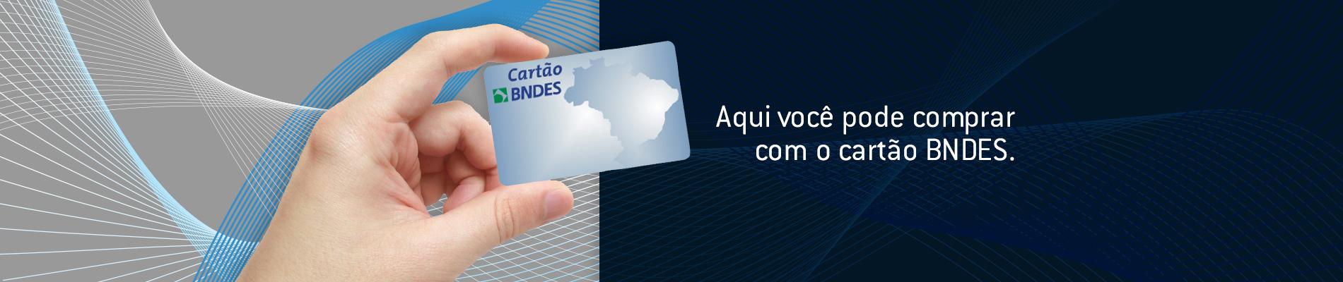 Na Jacobucci você pode comprar com o cartão BNDES