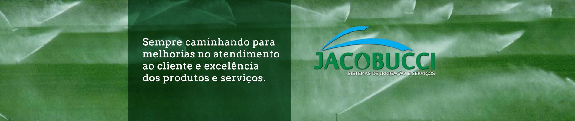 Jacobucci sempre caminhando para as melhorias