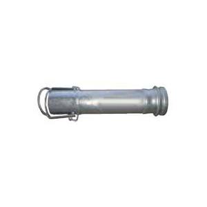 Tubo Engate Rápido - Aço Galvanizado