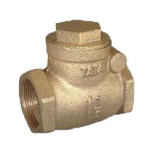 Válvula-de-Retenção-com-Porta-Vedação-Metálica-Classe-125-PSI