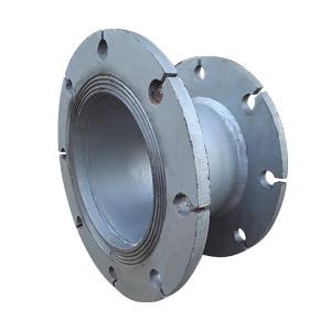 Redução Concêntrica Ferro Galvanizado 7''x8'' flangeada''-FLANGEADA-2